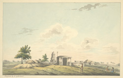 Temple at Durasapatam. 26 March 1798